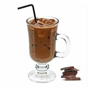 Chilled Chocolate, Coffee Drink