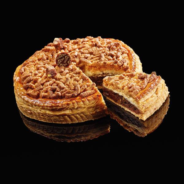 Brownie KIng Cake
